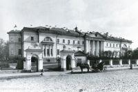 Павловская больница.