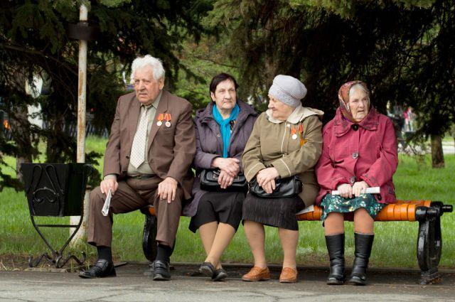 Старейшей жительнице Новосибирской области исполнилось 104 года