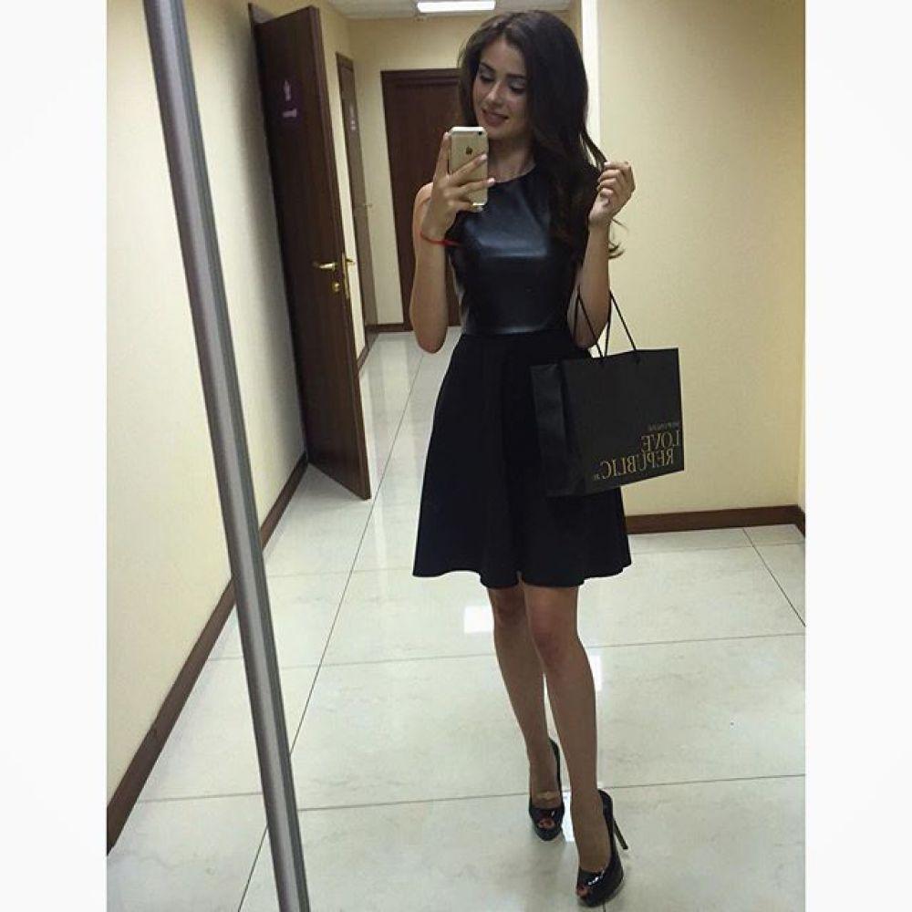 Мисс Украина 2015 – победительница Кристина Столока