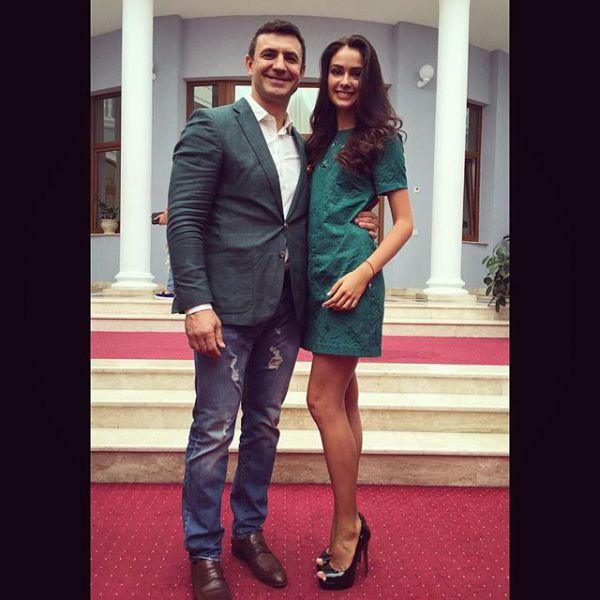 Кристина Столока и Николай Тищенко