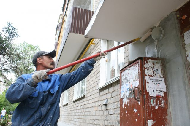 Чтобы дом был образцовым, надо уходить от проблемных УК.