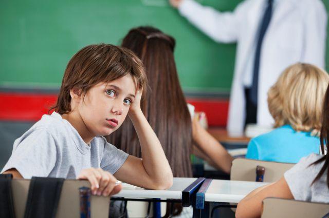 Омские дети получают дополнительное образование после уроков в школе.