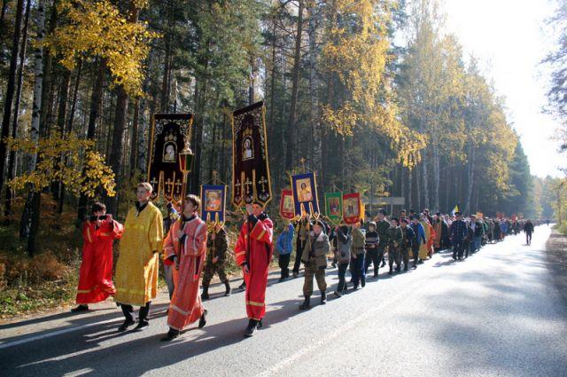 В Екатеринбурге пройдет общегородской детский крестный ход