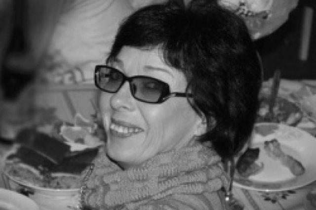 Елена Хуснеева.