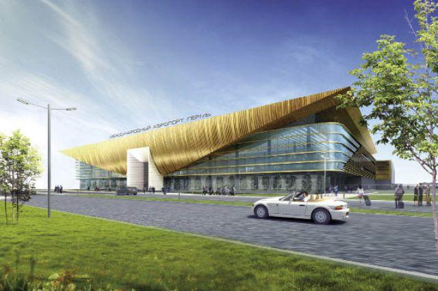 Планируется, что терминал будет обслуживать до 2-3 млн пассажиров в год.