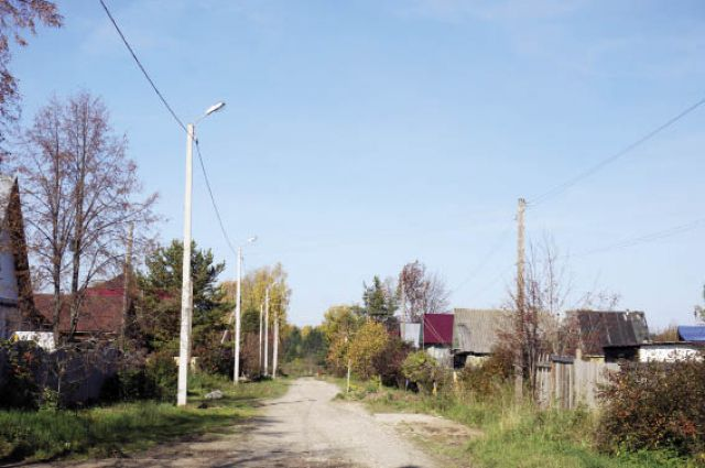 254 светильника заработают в Новых Лядах в сентябре.