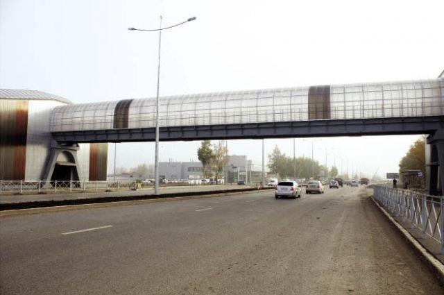 Там, где рядом с шоссе находятся жилые дома, появятся и шумозащитные экраны.