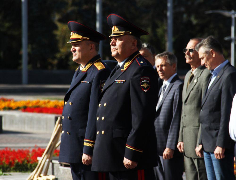 Гостями ульяновской земли в этот период стали более пятисот полицейских