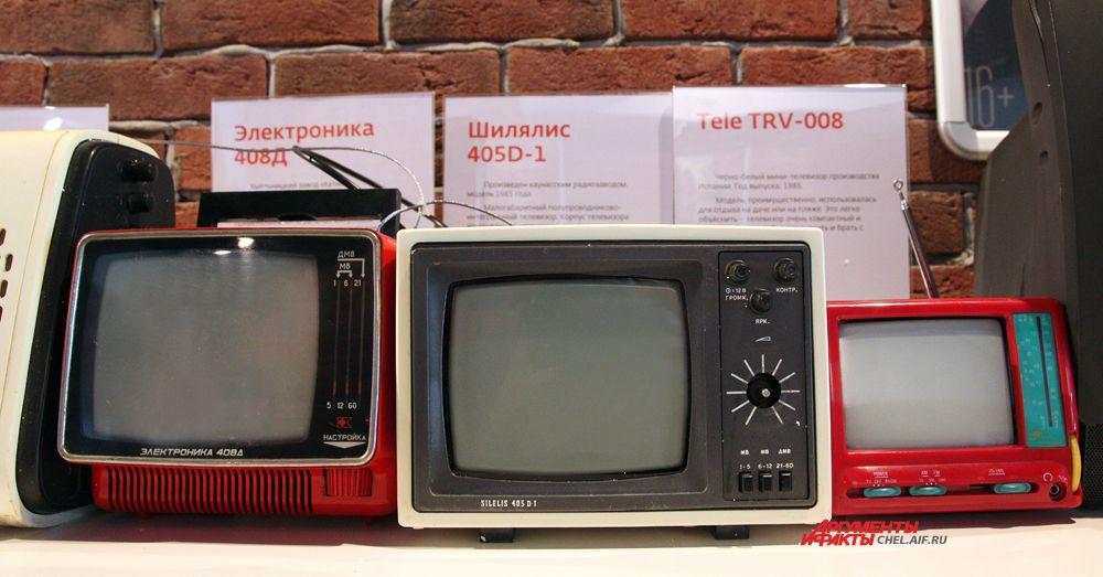 """Электроника 408 Д,""Шилялис 405 D-1"",TELE TRV-008@"