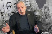 Писатель Андрей Битов.
