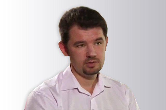 Максим Рудаков.