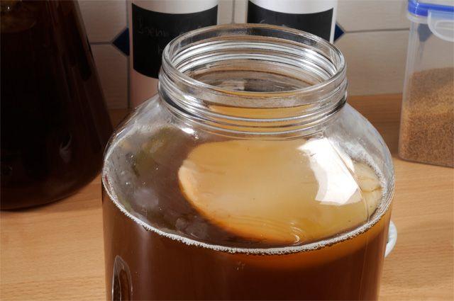 Лечение желудочно-кишечных заболеваний с помощью чайного гриба
