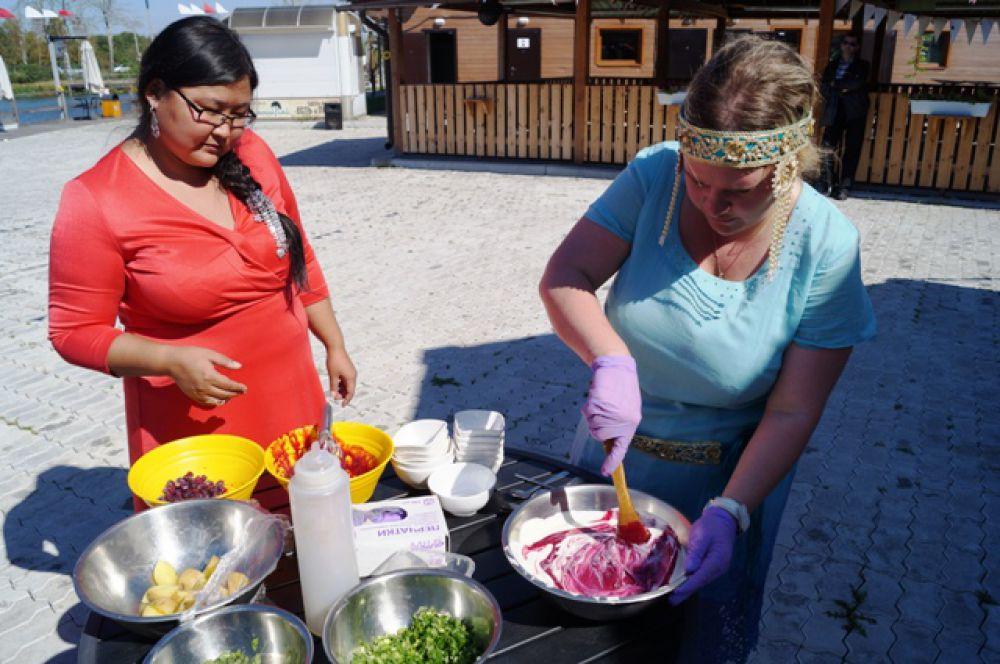 Вся кухня северного народа проста в приготовлении и состоит только из свежих продуктов с минимальным добавлением специй