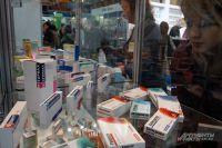 Если аптека работает честно, покупателей в ней всегда много.