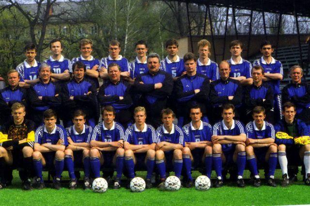 Состав «Балтики» образца 1995 года.