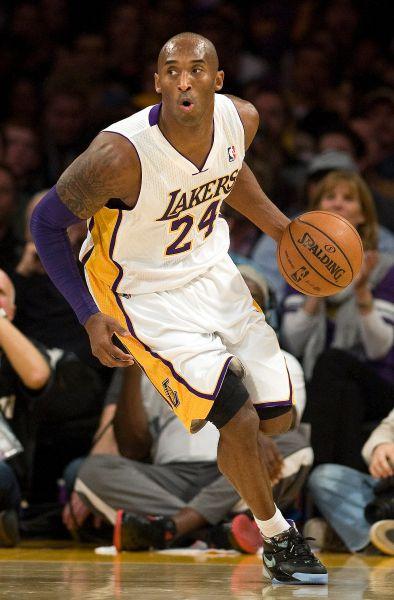 На третьем месте самых высокооплачиваемых спортсменов десятилетия — баскетболист Коби Брайант. Его доход за 10 лет оценен в $475 млн.