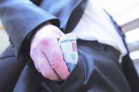 Карманы нечистых на руку чиновников пухнут от денег, которые люди приносят сами.