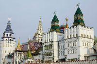 Кремль в Измайлово.