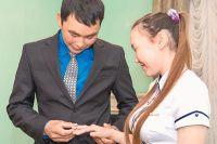 14 августа 2015 г. Иван и Алина сыграли свадьбу.