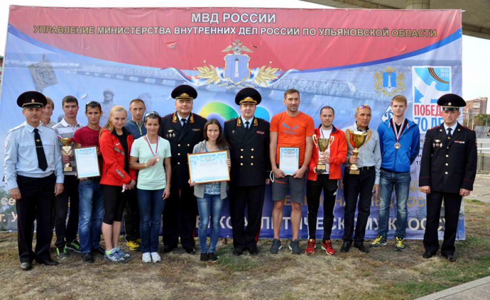 Чекмпионат России прошёл в Ульяновске