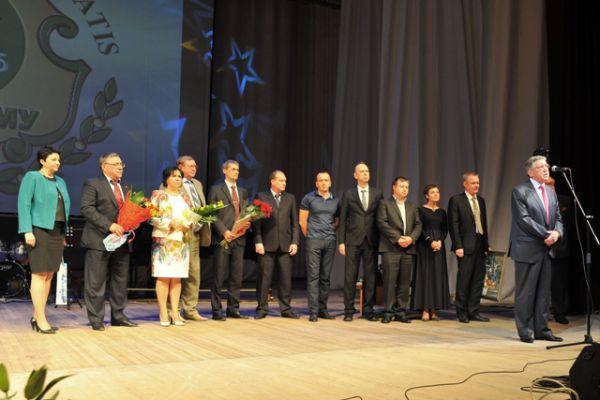 Совет ректоров вузов Волгоградской области поздравил ректора ВолгГМУ и коллектив медуниверситета с юбилеем