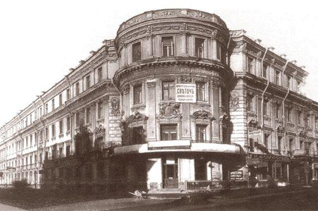 Дом, в котором проживала Луиза Симон-Деманш.