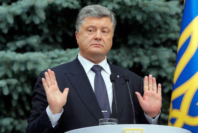 Три минуты позора: в Киеве освистали новогоднее обращение Порошенко