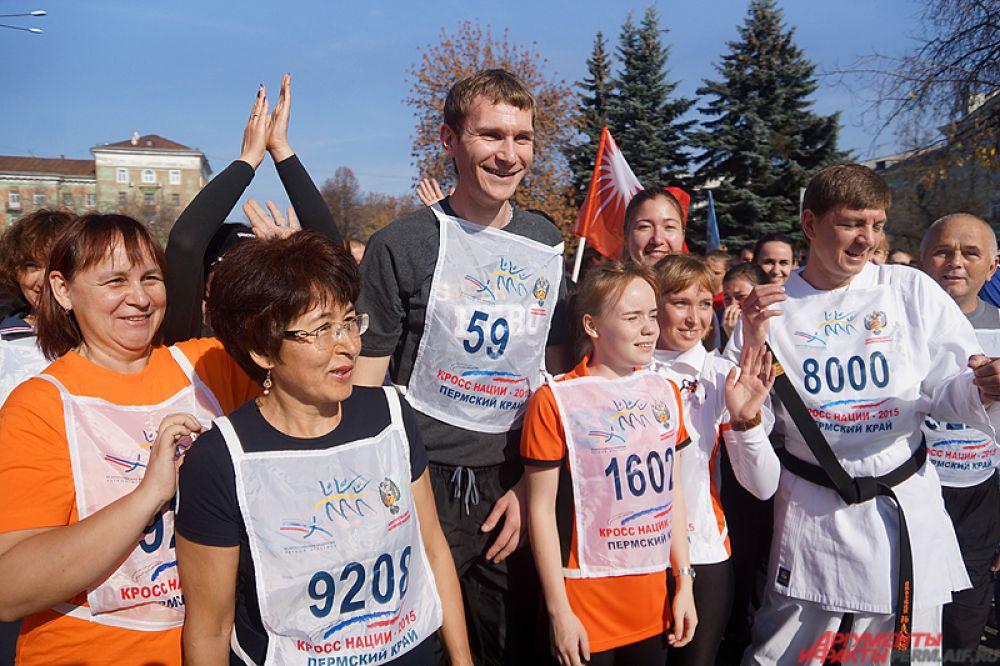 В ней принял участие известный пермский актер Николай Наумов.