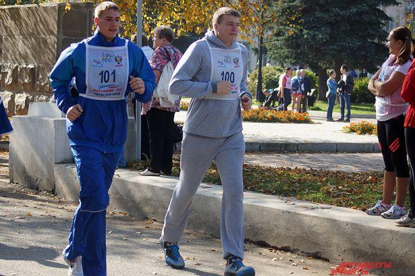 Игроки пермской баскетбольной команды «Парма».