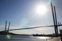Золотой мост станет символом морских ворот Владивосток.