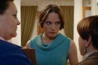 Кристина Бродская играет в сериале главную роль.