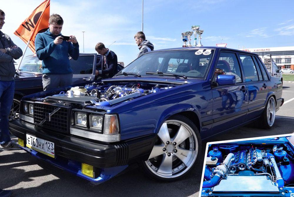«Лучшая инженерия» - Volvo 760 «VOLVёнOk» (Владимир Вдовин, Краснодар)