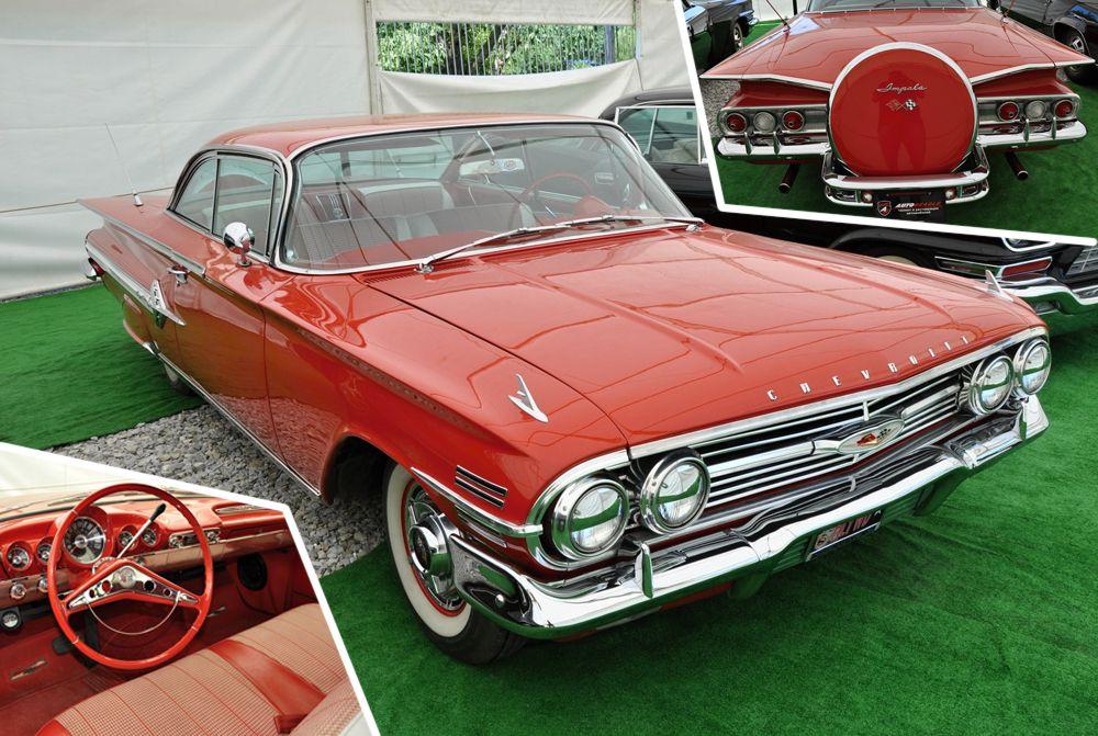«Лучший ретро-кар» - Сhevrolet Impala 1960 (Сочи Авто Спорт Музей)
