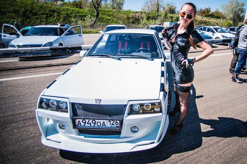 «Лада-стайл» - ВАЗ-21099 «Автобот» (Александр Кобзев, Ставрополь)