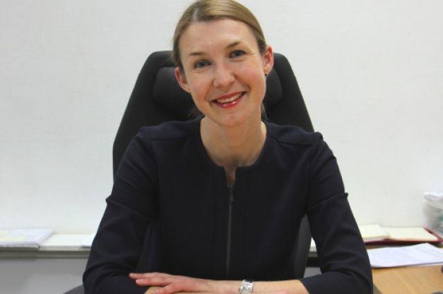 Елена Тюняева, генеральный директор парка искусств «Музеон».