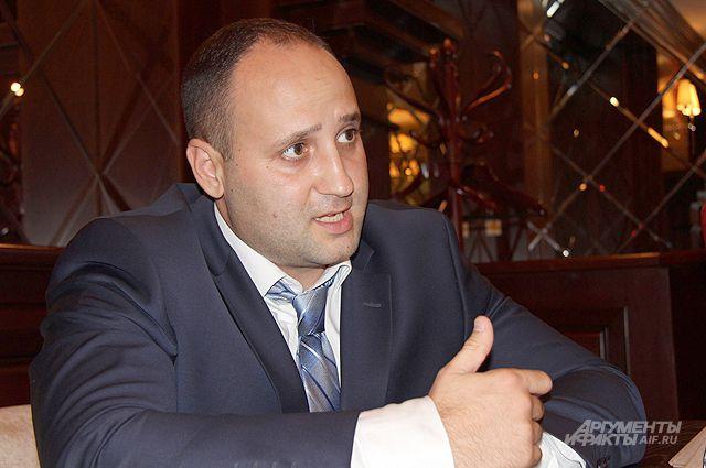 Молдавский политик Игорь Тулянцев.