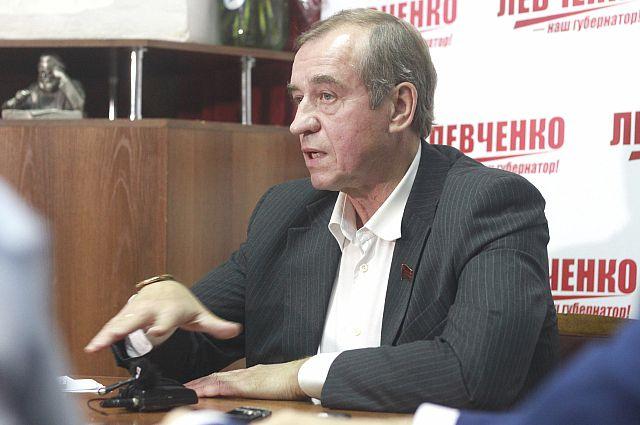 396 тысяч жителей Приангарья проголосовали за Сергея Левченко.