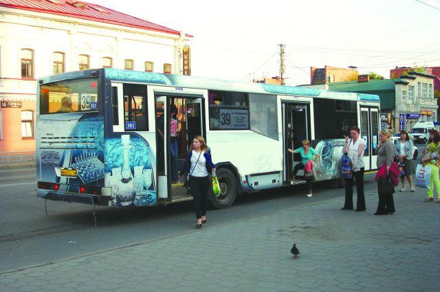 Автобусный маршрут № 77 станет