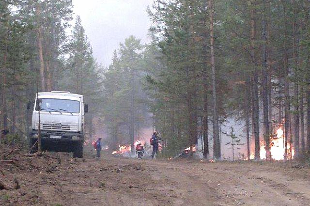 Нефтяники сражались с огнем почти месяц.