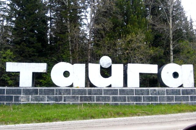Тайга - город маленький, незаметный, и скандалы здесь не многомиллионные.