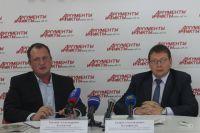 Евгений Беляевский и Андрей Ксенофонтов