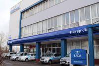 Каждый четвёртый автомобиль Lada в Петербурге продаётся в дилерском центре «Питер-Лада».