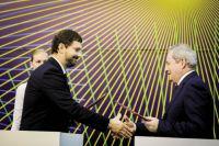 Игорь Баринов и Виктор Басаргин подписали соглашение о сотрудничестве.