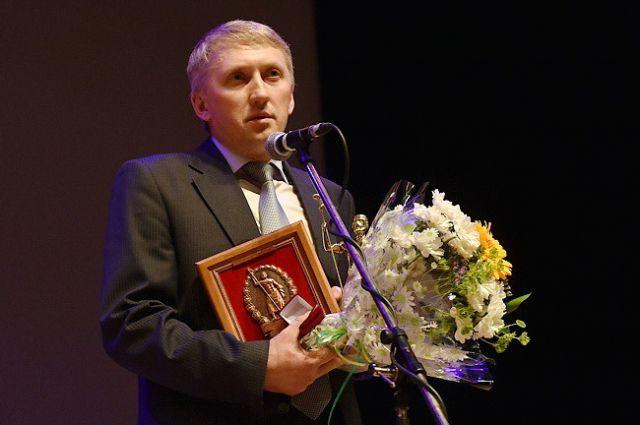 Игорь Огарков трижды получал премию