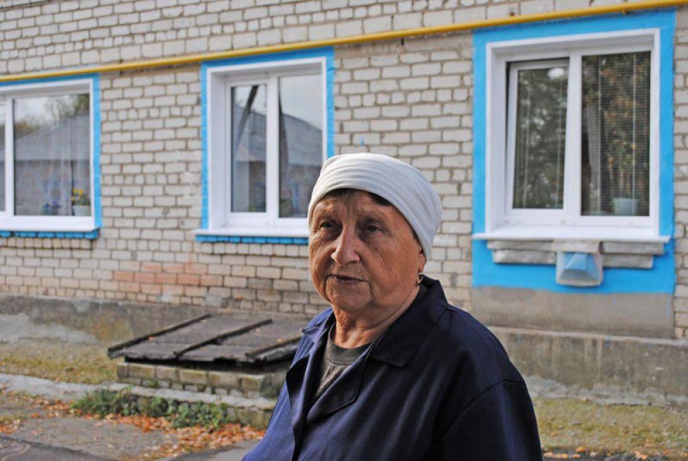 Людмила Окутина взялась за дела поселка на общественных началах.