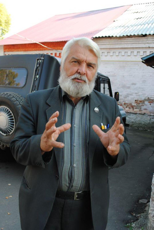 Владимир Ефимов рассказывает о достижениях и упущенных возможностях ульяновской палеонтологии.