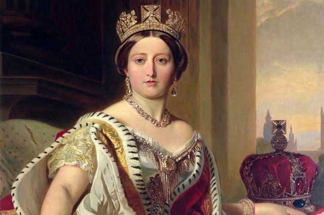 Королева Виктория, 1859.