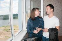 Благодаря ипотеке от Сбербанка люди получают новое жильё.