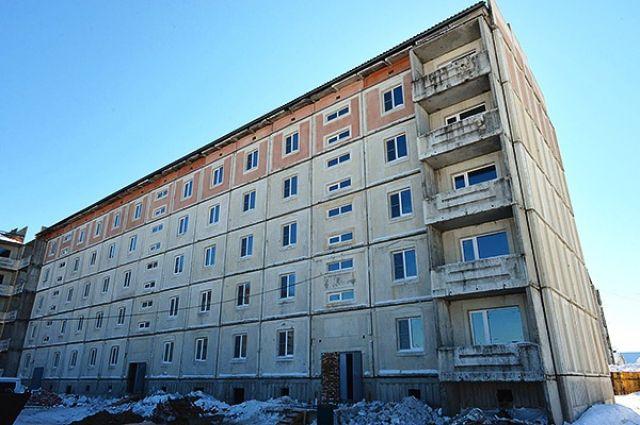 Каждый год на День рождения Хабаровского края жители получают ключи от квартир