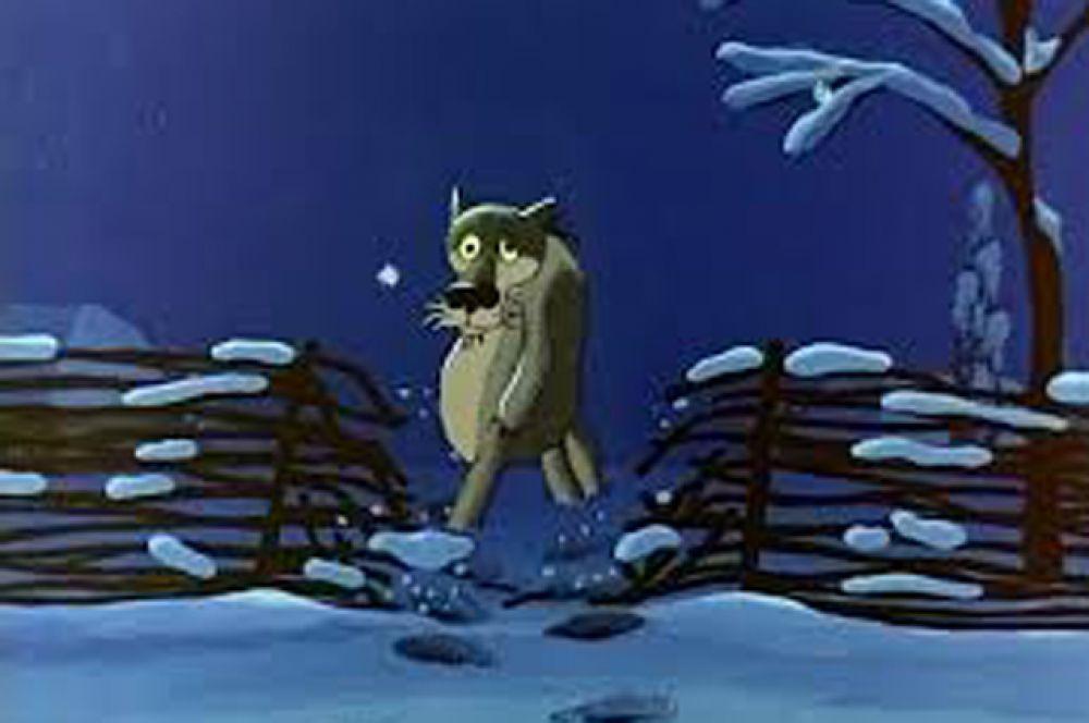 «Жил-был пёс» (1982). Волк, озвучка
